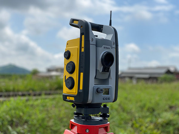 Trimble TS(ICT建機用)