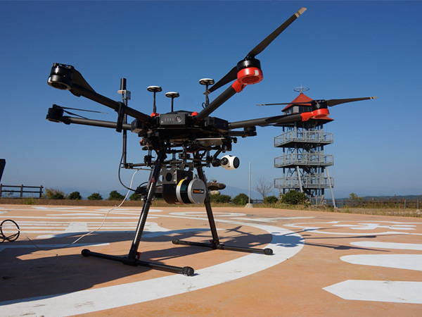 DJI UAV
